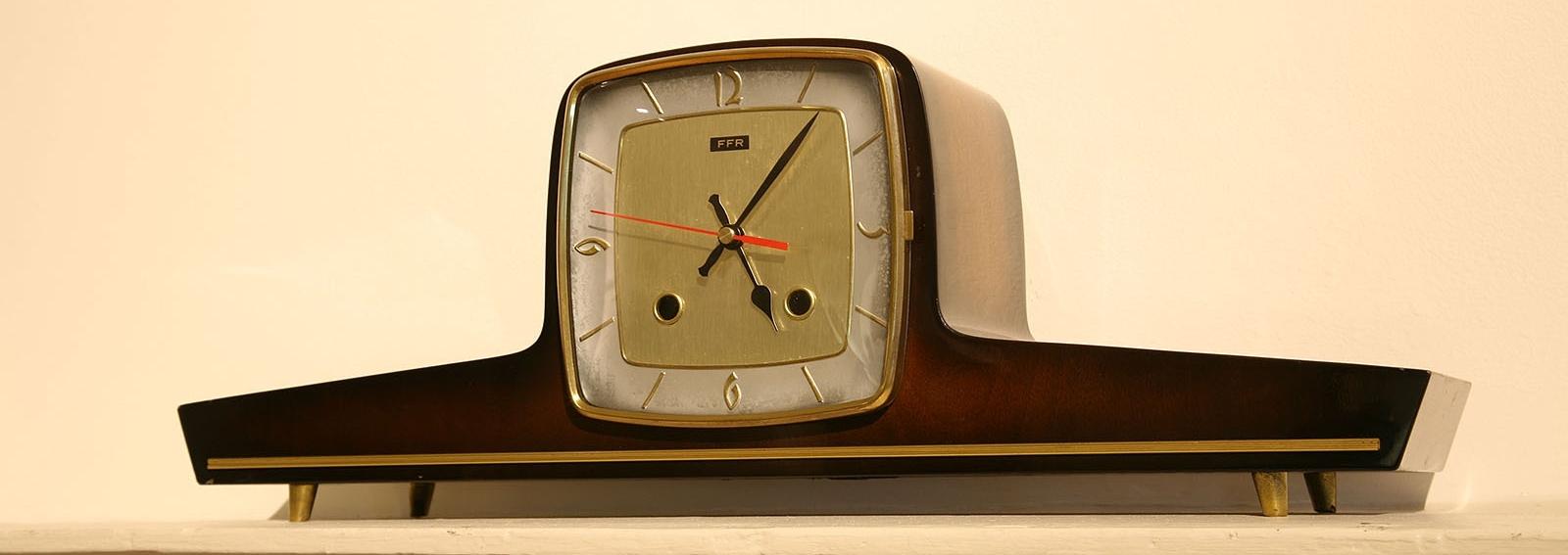 Fayçal Baghriche, The Clock.