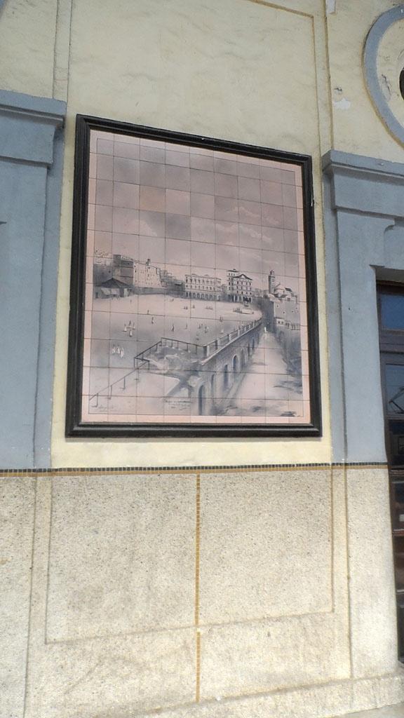 Gare d'Alger.