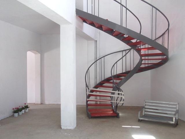 The new Cinevog building. Courtesy of the Kamel Lazaar Foundation.