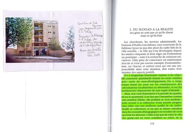 Texte : Excerpt fromFantasmes et réalités : Réflexions sur l'Architecture.