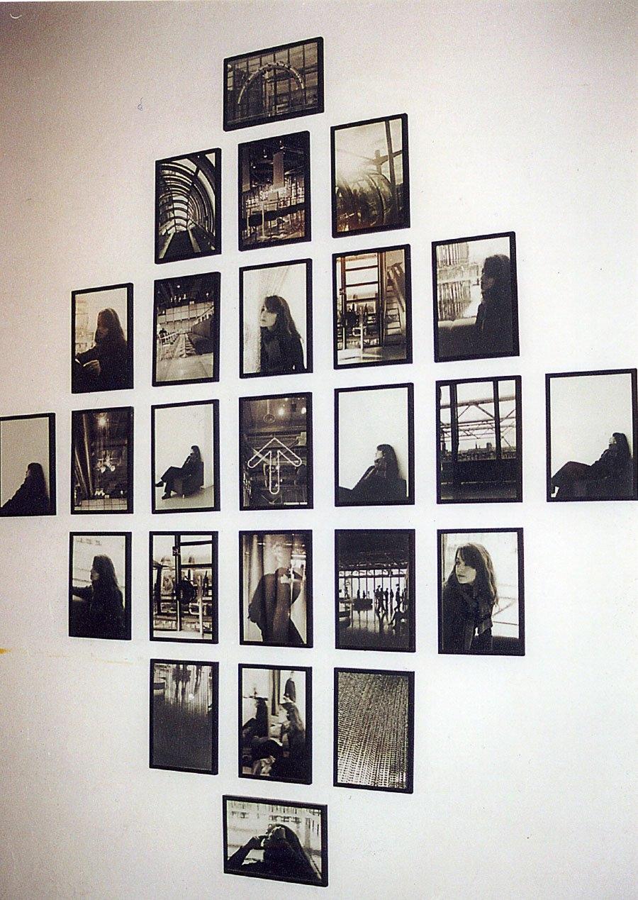 Patricia Triki, Série de photographies. Avec l'aimable autorisation de l'artiste et de la Fondation Lazaar.