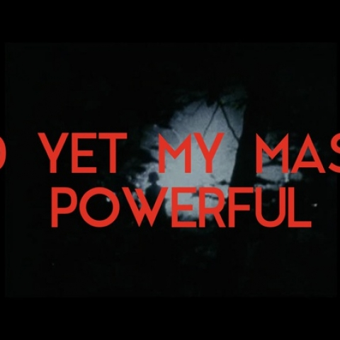 Basel Abbas and Ruanne Abou-Rahme, And yet my mask is powerful (2015). Courtesy of the artists.