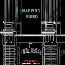 mapping video / Youssef Bouajaja / culture solidaire